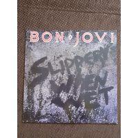Bon Jovi-Slippery when wet(vinyl)