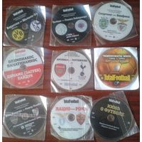 DVD о футболе