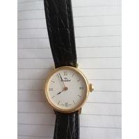 Женские швейцарские золотые часы кондор, механика
