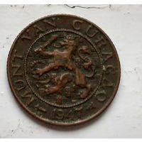 Кюрасао 1 цент, 1947 2-12-38