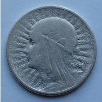 Польша 2 злотых. 1932. Королева Ядвига