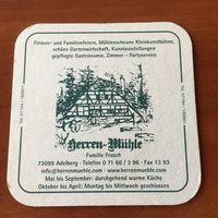 Подставка под пиво Herren Muehle