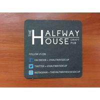 Подставка под пиво The Halfway House Craft Bar /Великобритания/