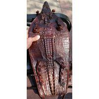 Сумка МЖ. Кожа кракодила. 1993 год. Не ношена, не затерта. Отличный подарок мужчине или женщине.