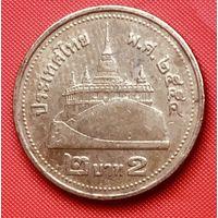24-12 Таиланд, 2 бата 2011 г.