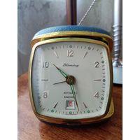 """Дорожные часы """"Blessing"""" West Germany"""