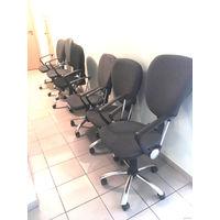 6 офисных стульев
