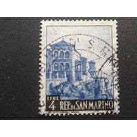 Сан-Марино 1961 стандарт