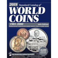 Каталог монет мира 2019 Краузе KRAUSE World Coins 1901-2000 (46-е издание)