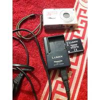 Panasonic DE-A12 Зарядное с батареей для фотоаппарата Panasonic