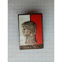 Знак Польши, отличный солдат