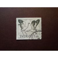 Швеция 1968 г.Журавли.