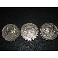 Мальта 5 центов (список)