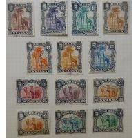 Португальские колонии Ньясса 1901г. Фауна \934\