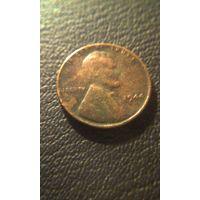 1 цент 1944