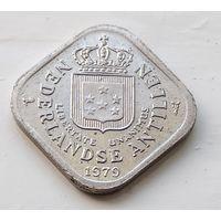 Нидерландские Антильские острова 5 центов, 1979 1-1-63