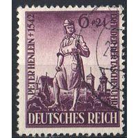 1942 - Рейх - 400 лет смерти П.Хенлейна Mi.819
