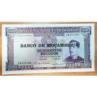 500 эскудо 1967 года - Мозамбик - UNC