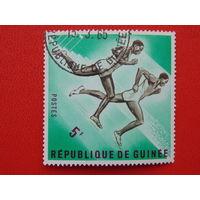Гвинея 1965г. Спорт.