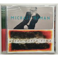 CD Michael Nyman - After Extra Time (1996) Modern Classical