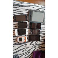 Старые телефоны на ремонт или запчасти