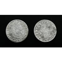 3 крейцера 1661. Силезия