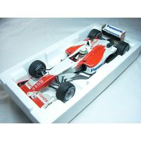 1/18 Toyota TF102 Testcar A. McNish limited