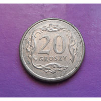 20 грошей 2009 Польша #02