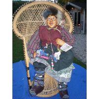 Характерная кукла Kasma  70 cм.