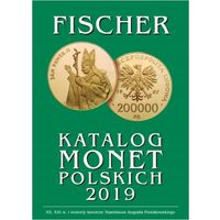 Katalog Monet Polskich Fischer 2019. Каталог монет Польши Фишер 2019