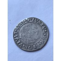 Грош 1533г. Пруссия