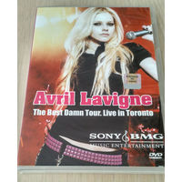 DVD Avril Lavigne - The Best Damn Tour. Live In Toronto