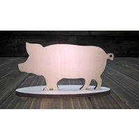Заготовка Свинка