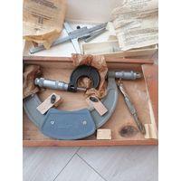 С рубля новые наборы измерительного инструмента СССР