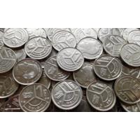 Бельгия. ( 1fr. Бодуэн ) 20 монет - одним лотом.