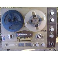 Магнитофон САТУРН 202С-2. (донор)