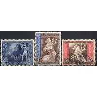 1942 - Рейх - Почтовый конгресс Mi.820-22