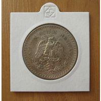 Мексика 1 песо 1920 г. серебро