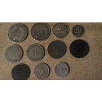 Германия 37 монет