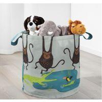 Мешок корзина для игрушек и белья детская Икеа, новая