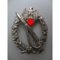 Штурмовой пехотный знак вермахта(копия)
