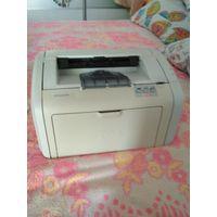 Лазерный принтер НР 1018