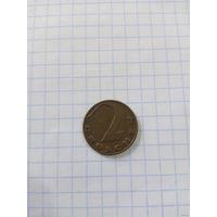 Австрия 2 гроша 1928 год