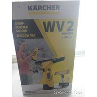 Очиститель окон Karcher WV 2 Premium, в упаковке, новый. Подарила мама, но я не буду пользоваться им. Окна самостоятельно не мою, так как их много, прибегаю к услугам специалистов.