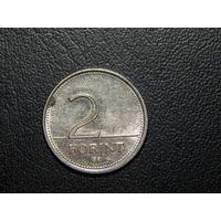 Венгрия 2 форинта 1994