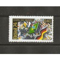 Бразилия 1974 Чемпионат мира по футболу