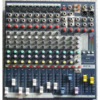 Микшерный пульт  Soundcraft EFX8 Mixer