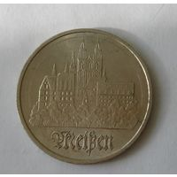 ГДР 5 Марок 1972 Мейсен (1)