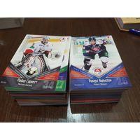 Больше 200-х хоккейных карт 4 сезона кхл.