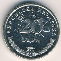 Хорватия, 20 липа 2009